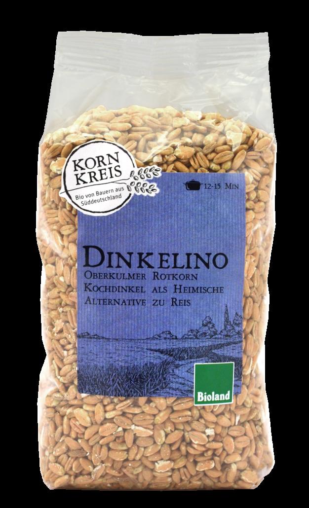 Kochdinkel Dinkelino